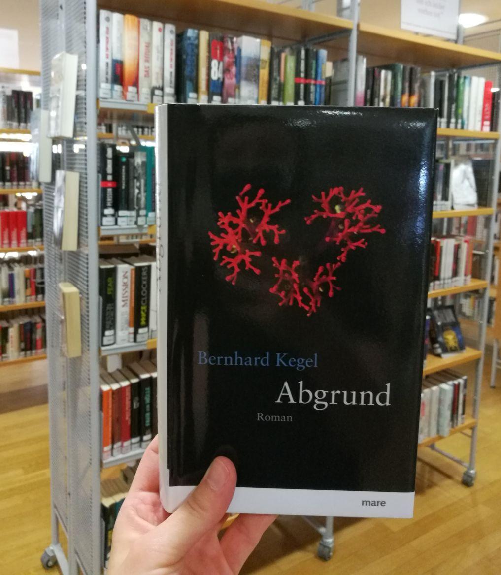 """Buchtipp: """"Abgrund"""" von Bernhard Kegel"""