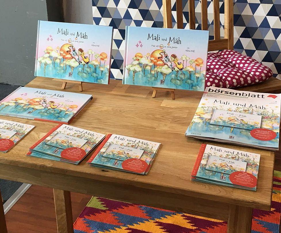 """""""Mali und Mäh"""" – ein Kinderbuch über religiöse Toleranz"""