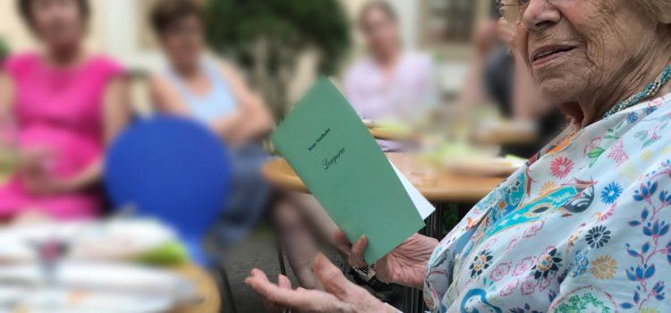 Hildegard Poschet – Literatur- und Leseförderung war ihr Leben