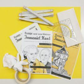 """Ausstellung zu """"Lampe und sein Meister Immanuel Kant"""""""
