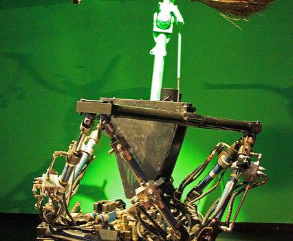 Greenscreen zum 20jährigen Jubiläum von Harry Potter