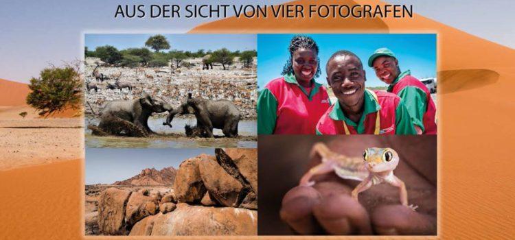 Fotoausstellung: Namibia – aus der Sicht von vier Fotografen