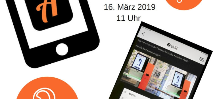 Actionbound Erlebnistour am 16. März 2019