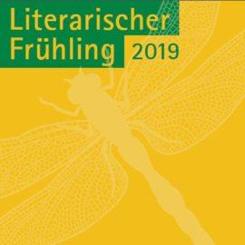 Literarischer Frühling 2019