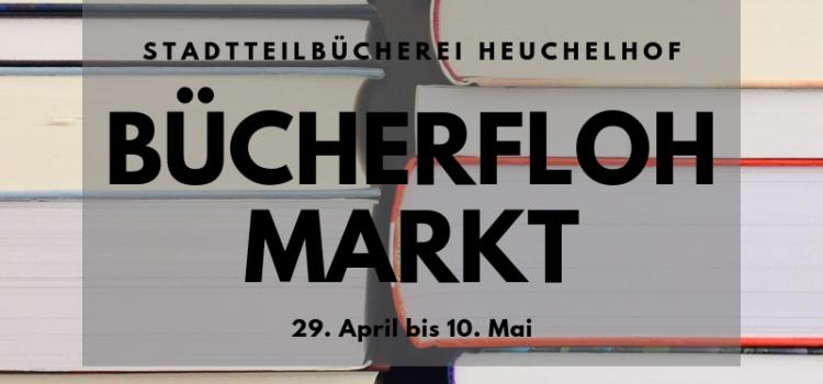 Bücherflohmarkt Stadtteilbücherei Heuchelhof