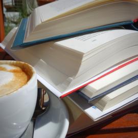 Literaturcafé Sommer-Spezial
