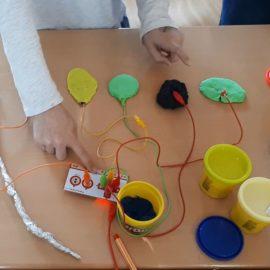 Der Makerspace auf Klassenbesuch