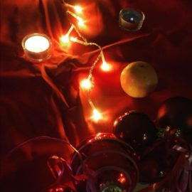 Weihnachtliches Vorlesen am Heuchelhof