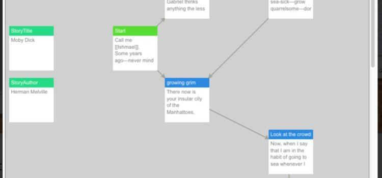 #tododahoam – Interaktive Geschichten schreiben