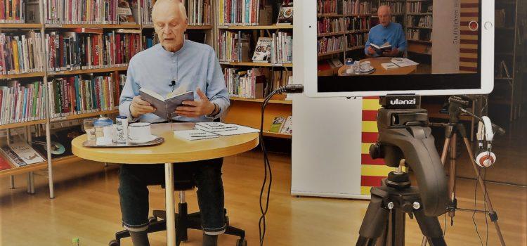 Vierteilige Lesung im Netz – von und mit Erhard Löblein