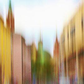 """Fotoausstellung: """"Licht und Bewegung – Experimentelle Fotografien"""" von Ulrich Knobling"""
