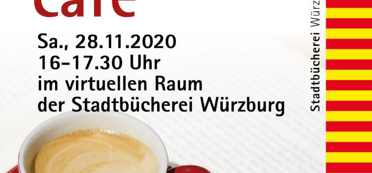 Das Literaturcafé geht online!