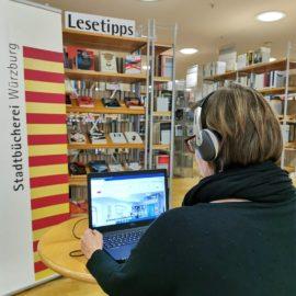Virtuelle Bürger*innenworkshops Versbach und Lengfeld
