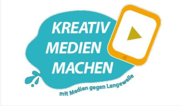 Logo: Kreativ - Medien - Machen - mit Medien gegen Langeweile