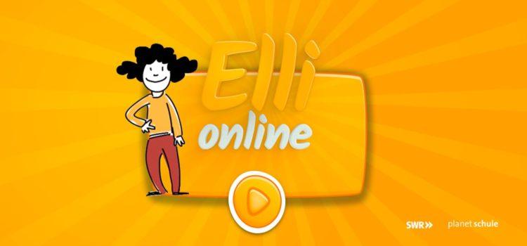 Screenshot Startseite Ellis Online