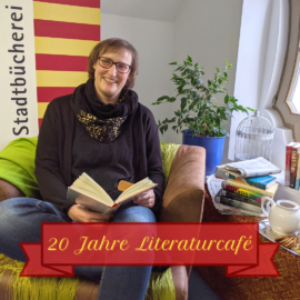Das Literaturcafé jubiliert!
