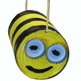 Insektenhotel – Basteln mit Kindern
