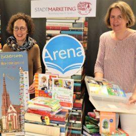 Büchertürme Würzburg – die 2. Runde wurde erfolgreich beendet