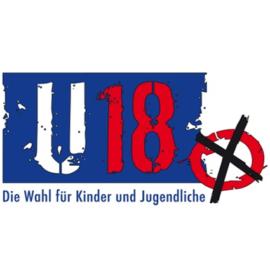 U18-Wahl – 16.9.2021 Wahllokal in der Stadtbücherei Würzburg