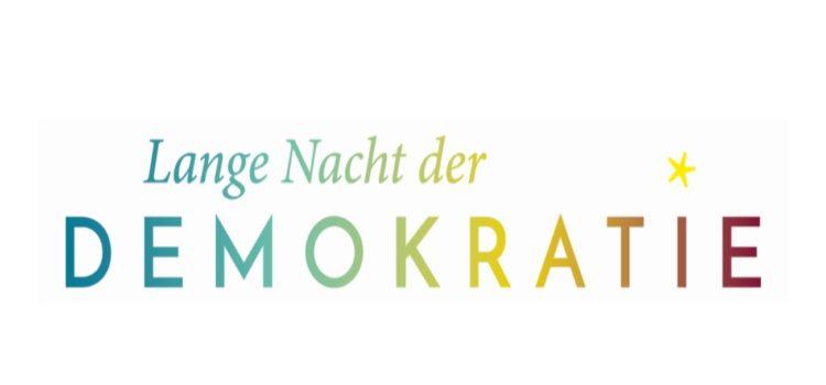 Lange Nacht der Demokratie – 2.10.2021 Readers Corner in der Stadtbücherei Würzburg